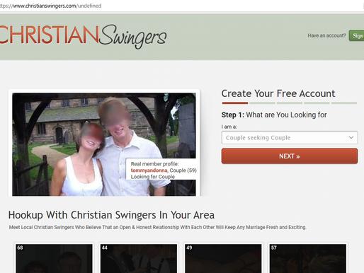 Advice - Swinging for Christians?