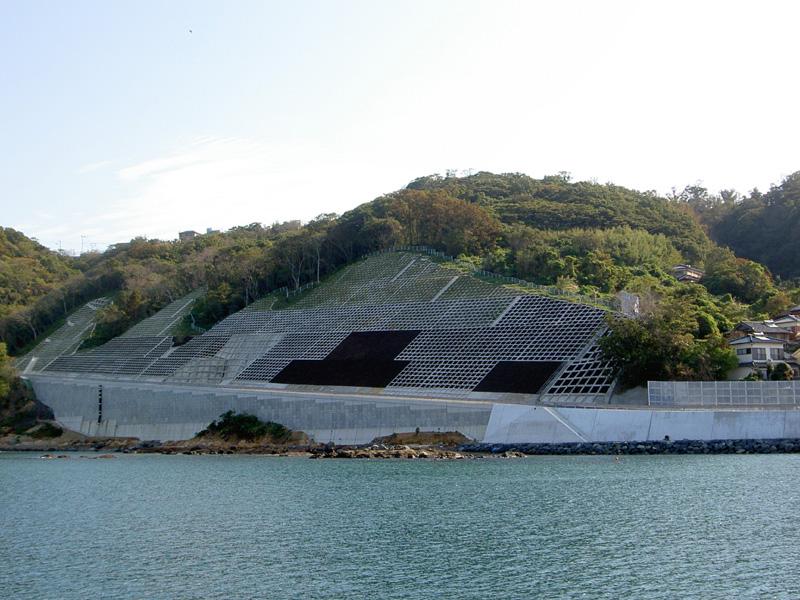 長崎港改修工事