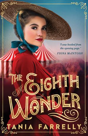 The Eighth Wonder - Tania Farrelly
