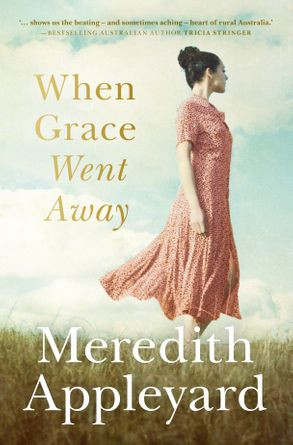 When Grace Went Away - Meredith Appelyard