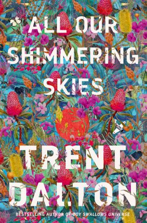 All Our Shimmering Skies - Review by Claudine Tinellis