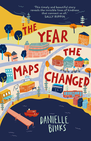 The Year Maps Changed - Danielle Binks