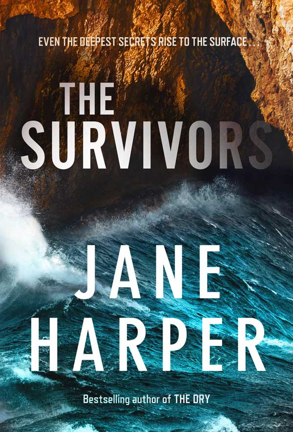 The Survivors Review by Claudine Tinellis