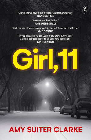 Girl, 11 - Amy Suiter Clarke