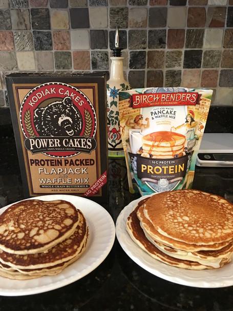 Flapjack Vs Pancake