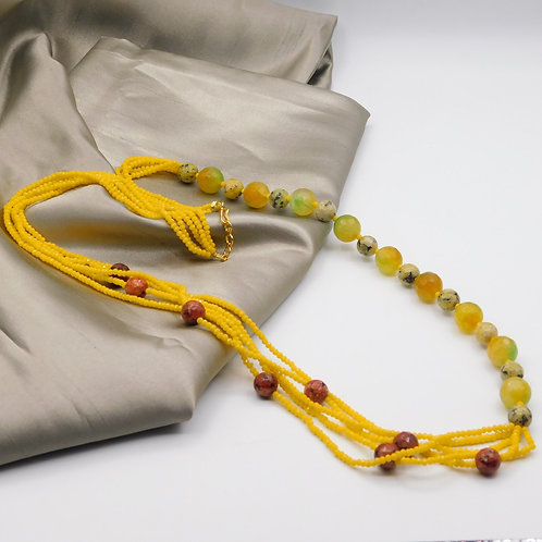 Yellow Onyx String