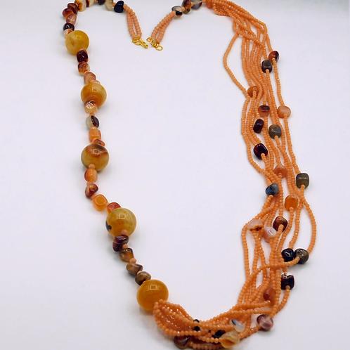 Onyx Multi-strand String