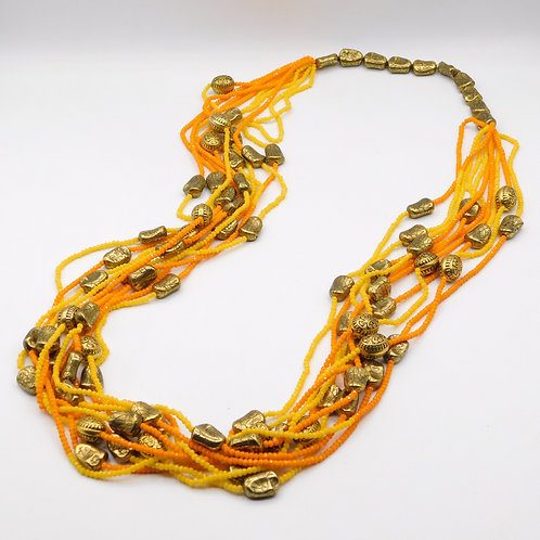 Colourful Multi-strand String