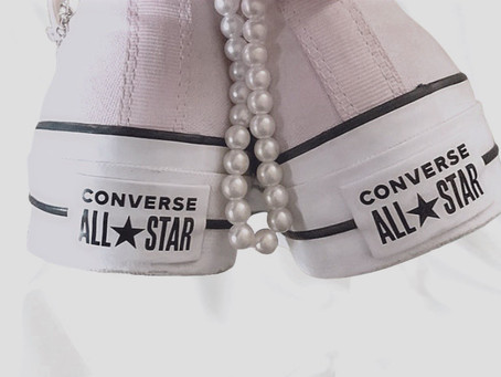 Pearls & Converse: Did Kamala Set a New Trend?