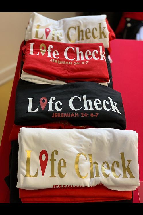 Life Check T-Shirt