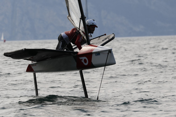Foiling Week OneFly