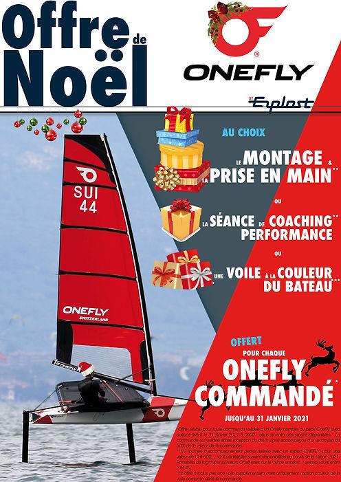 OneFly offre noel cadeau