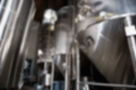 brewery fabrication stainless steel