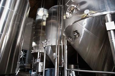 moderno de la cervecería