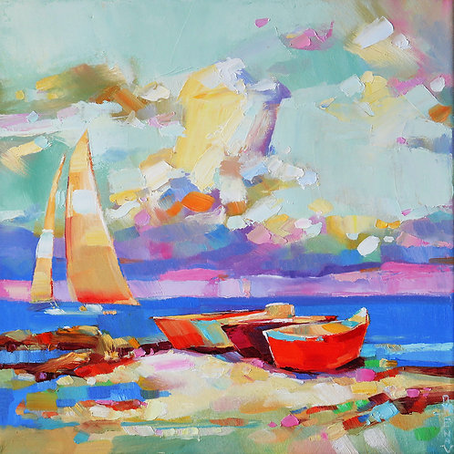 Carmel by the Sea: Sunset Sails