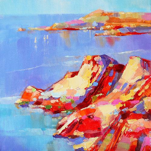 Carmel by the Sea: Cliffs
