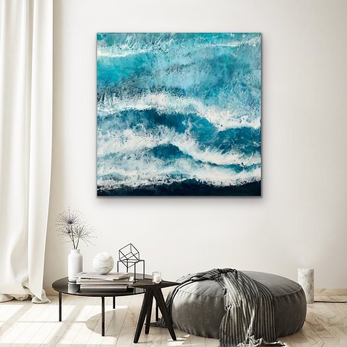 Pacific tides