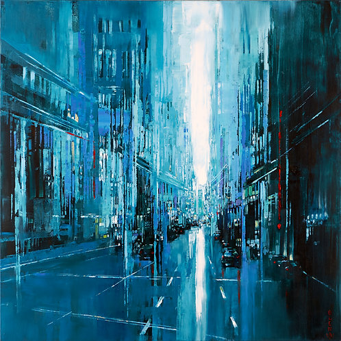 Montgomery Street in Blues