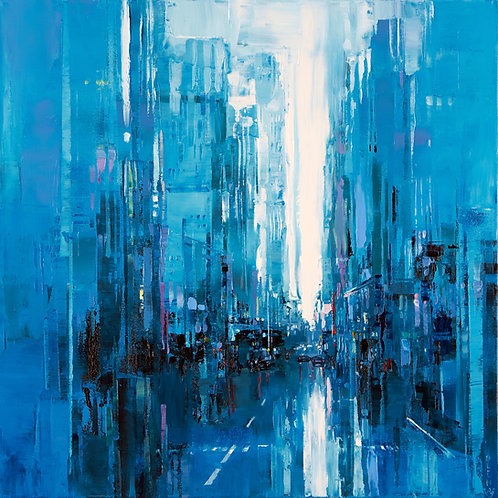 Twilight, Market Street 24 X 24