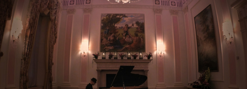 """Launch Event of David's debut album """"Vision"""" at The Ritz London"""
