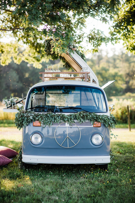 Olive & Twist Mobile Bar by Capers Catering