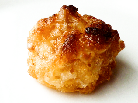 Recipe: Palm Beach Cheese Puffs