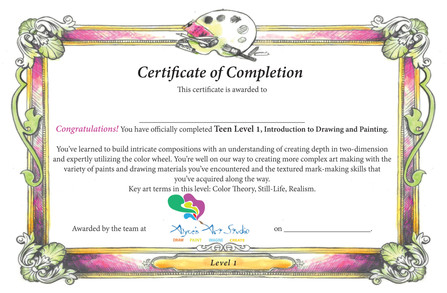 Certificate of Completion - Teen Level 1.jpg