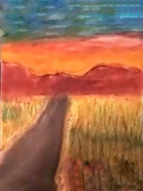 Sunset Light Study and Watercolor Intro