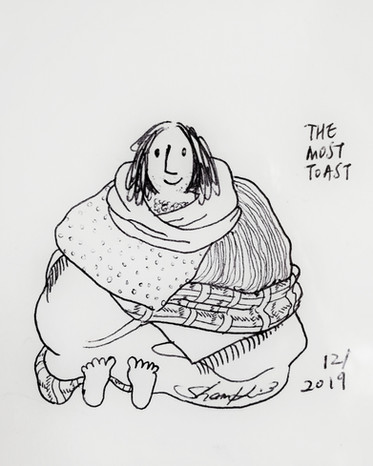 The Most Toast