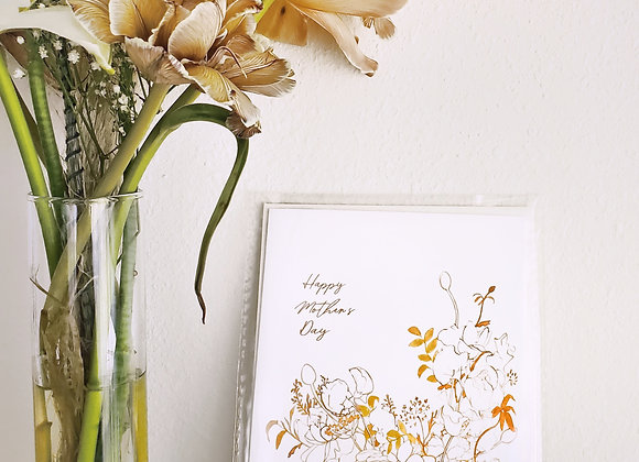 Greeting Card - Mother's Day