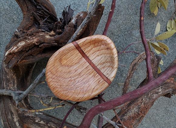 Oak and Redwood