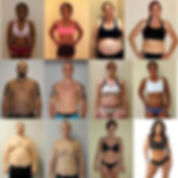 Weight-Loss Transformation