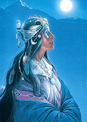 Moon Goddess Healing