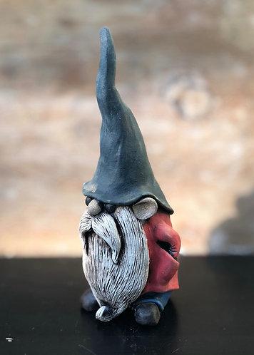 Rudy the garden gnome