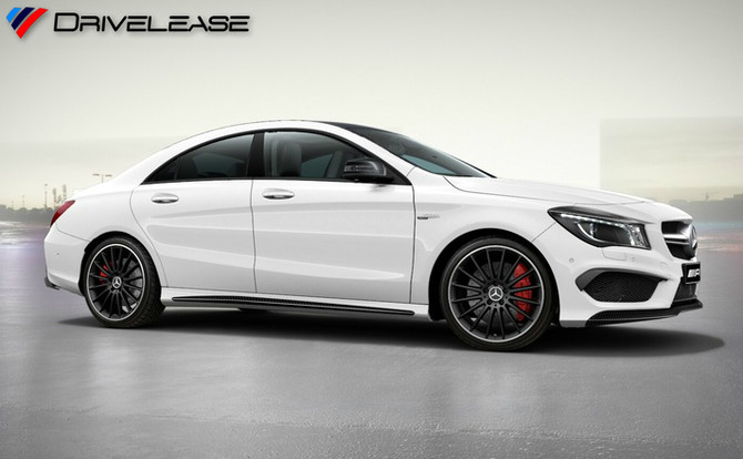 Mercedes-Benz CLA45 AMG - contact us for quotes...