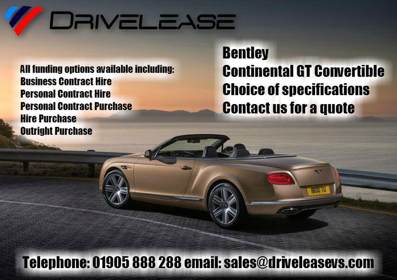 Drivelease Bentley