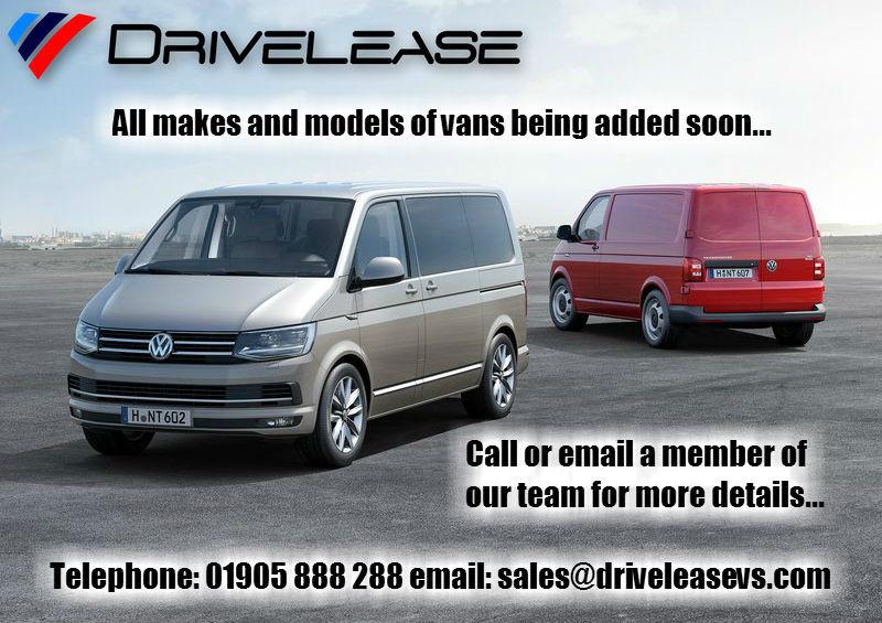 Drivelease Vans