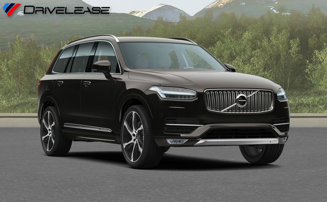 New Volvo XC90 - contact us for quotes...