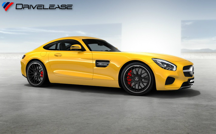 Drivelease Mercedes-Benz AMG GT S