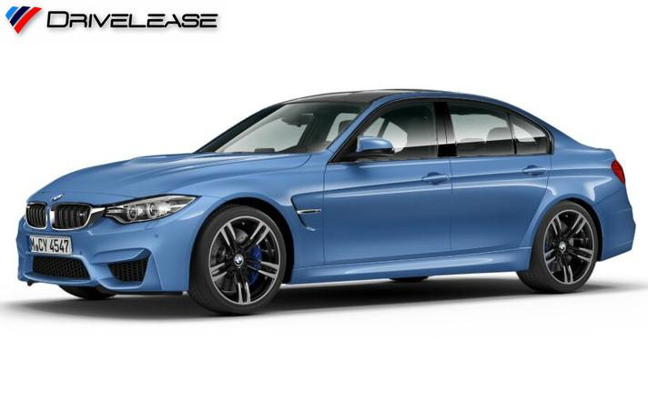 Drivelease BMW M3