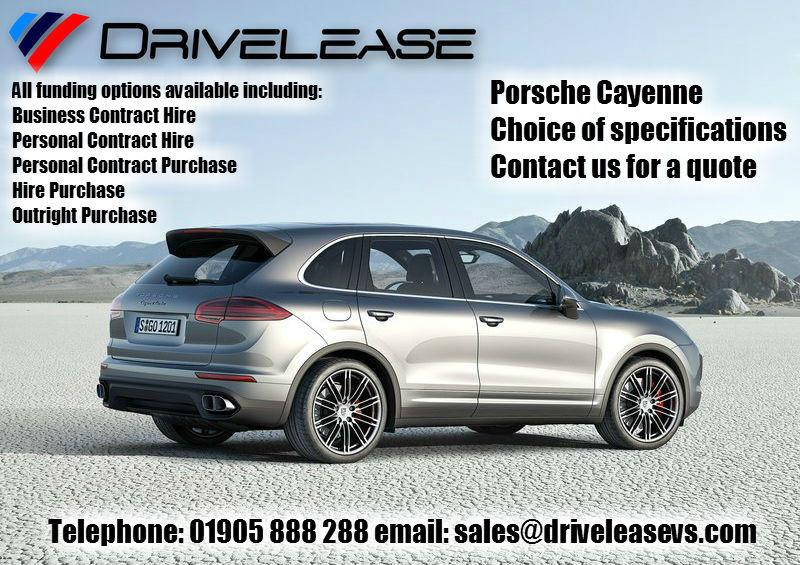 Drivelease Porsche