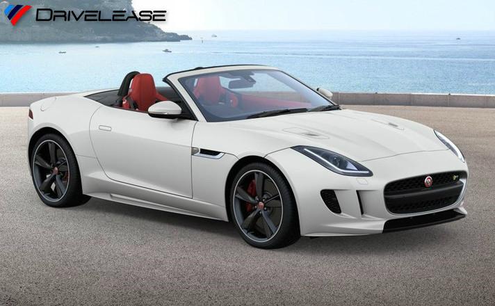 Drivelease Jaguar F-Type Convertible