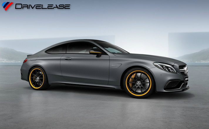 Drivelease Mercedes-Benz C63 AMG Coupe