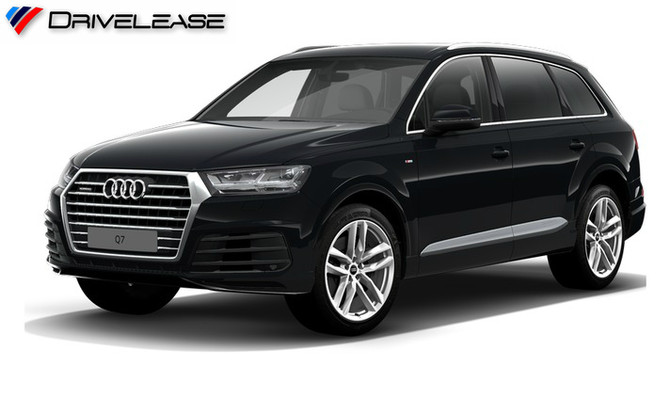 New Audi Q7 - contact us for quotes...