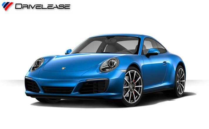 Drivelease Porsche 911