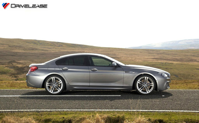 BMW 640d M Sport Plus Gran Coupe - DEAL EXPIRED (12 month contract!!!)