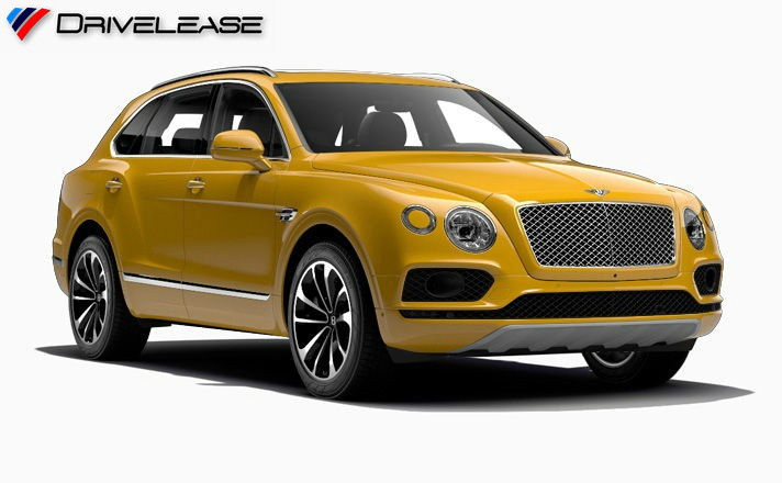 Drivelease Bentley Bentayga