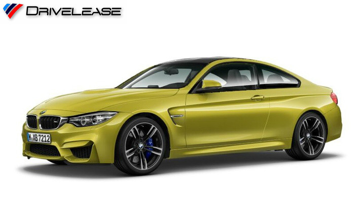 Drivelease BMW M4 Coupe
