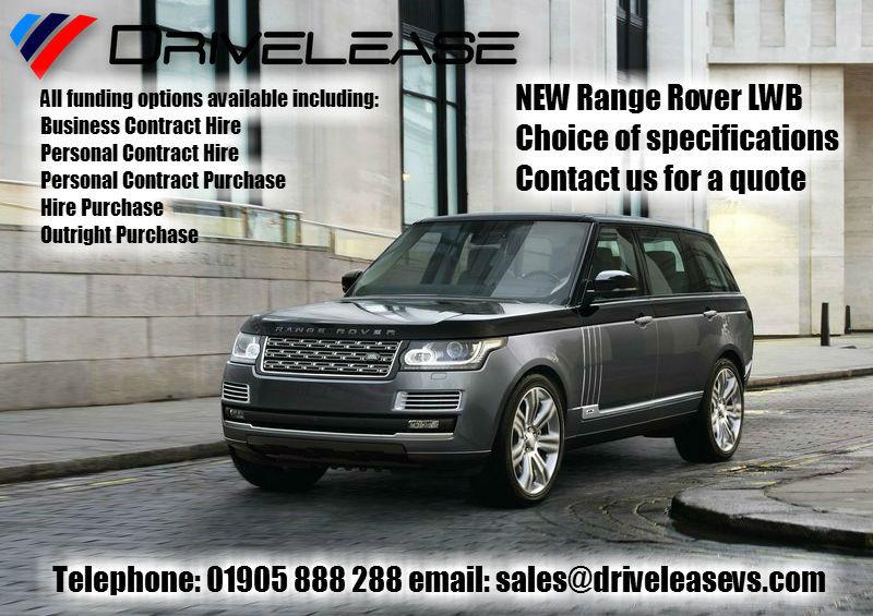 Drivelease Range Rover
