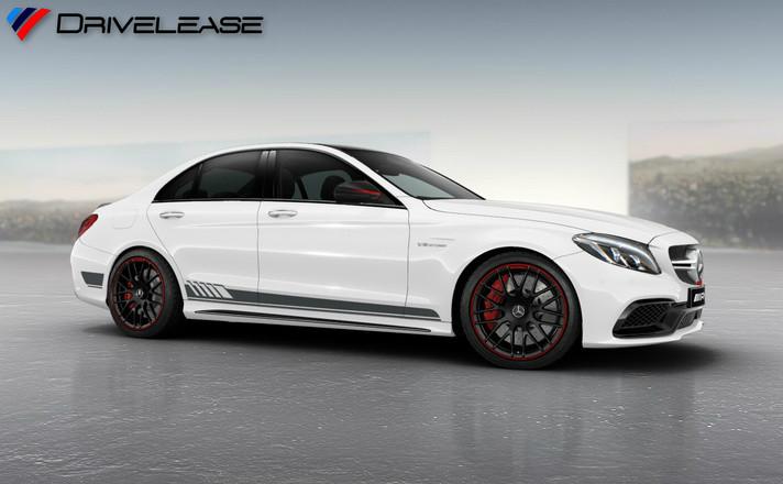 Drivelease Mercedes-Benz C63 AMG